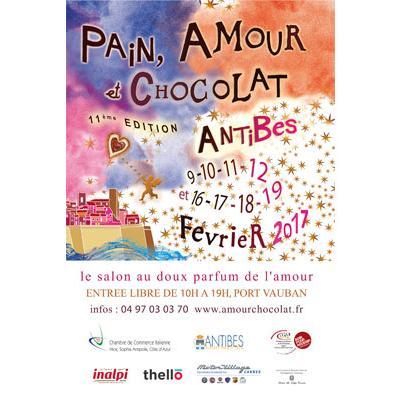 Choco Mon Amour au salon Pain, Amour et Chocolat